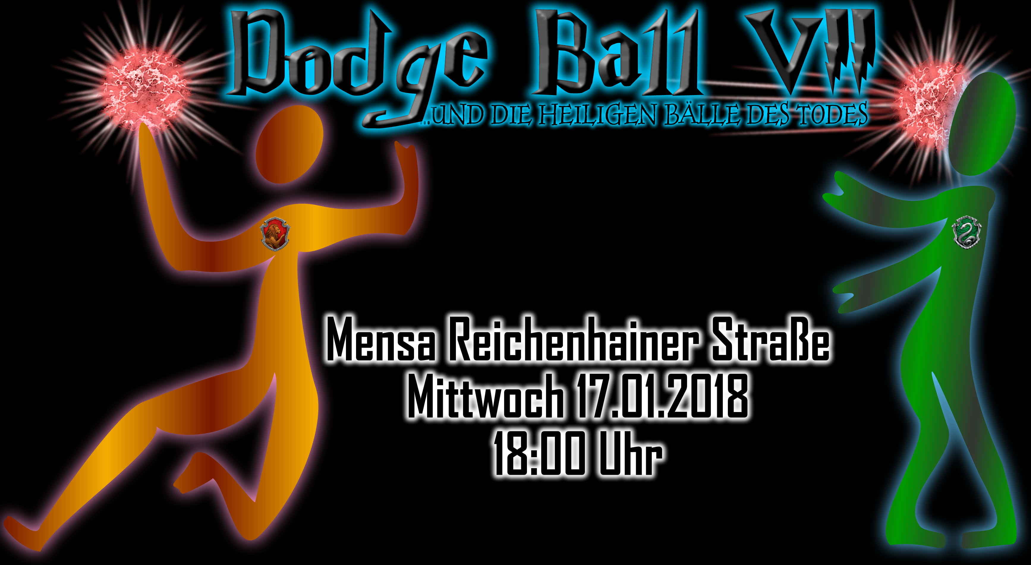 Dodgeball Chemnitz